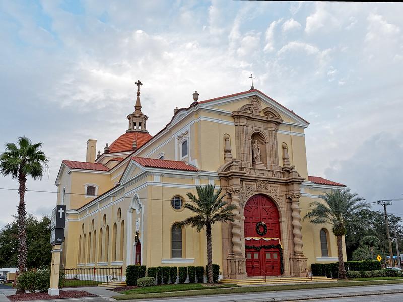 Basilica of Saint Paul in Daytona Beach Florida