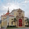 Basilica of Saint Paul in Daytona Beach Florida