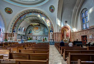 The Church of Saint Elizabeth Ann Seeton