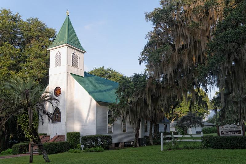 McIntosh Methodist Church