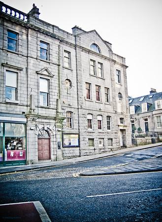Former Cinema House, Aberdeen