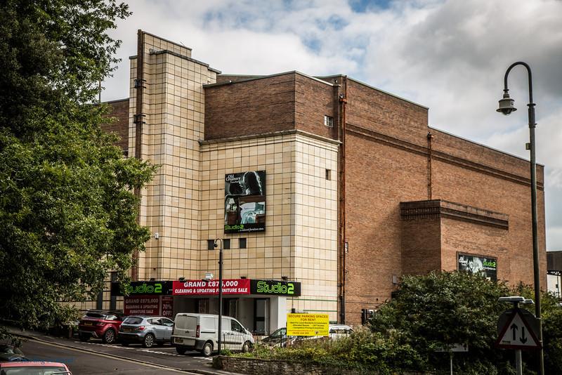 Former Odeon, Yeovil