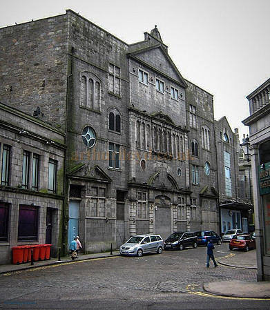 Palace Theatre, Bridge Place, Aberdeen
