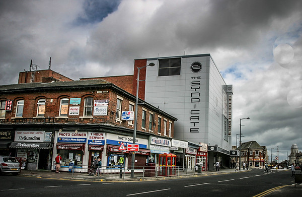 Former ABC Blackpool