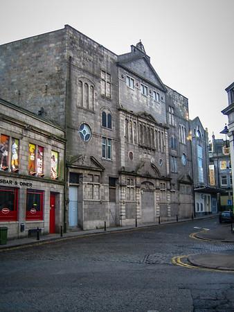 Former Palace Cinema, Aberdeen