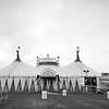 Circus Tent  B&W 04