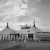 Circus Tent  B&W 03