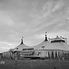 Circus Tent  B&W 02