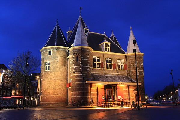 De Waag, Nieuwmarkt, Amsterdam