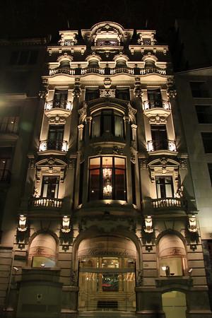 Hotel Montecarlo, Las Ramblas