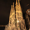 Sagrada Familia by Night