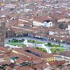 Cusco, Peru. Plaza de Armas.