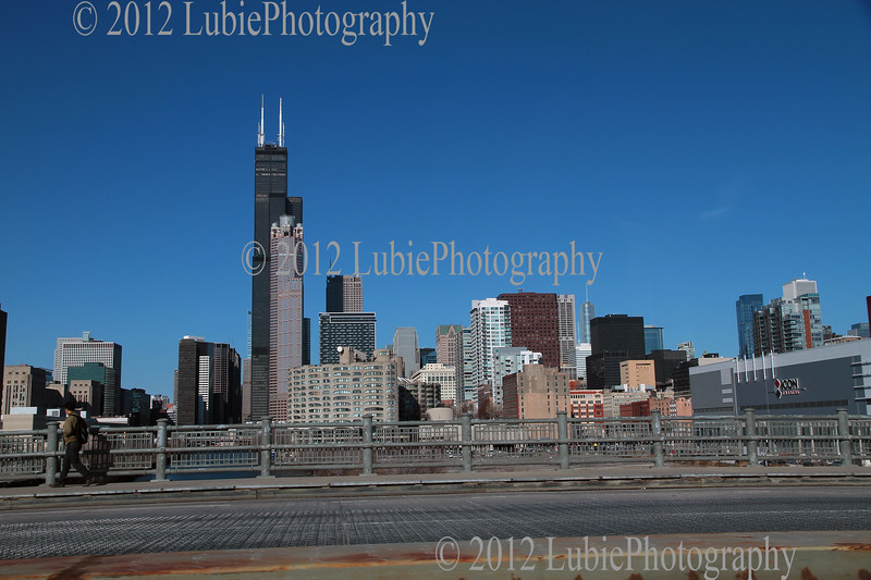 Chicago and Willis (f. Sears) Tower