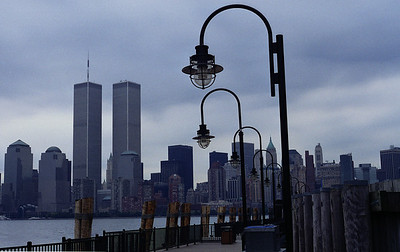 Twin Towers 5 weeks before 911