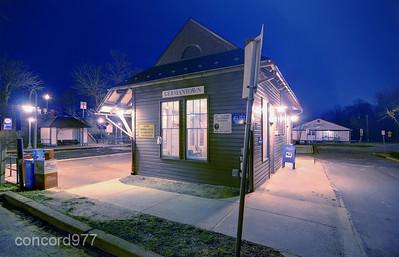 Germantown Rail Station