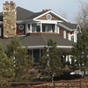 New England style home in Cherry Hills, CO