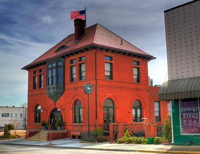 Old Camden Post Office - Camden, AR