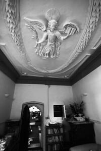 St Olav's church interior