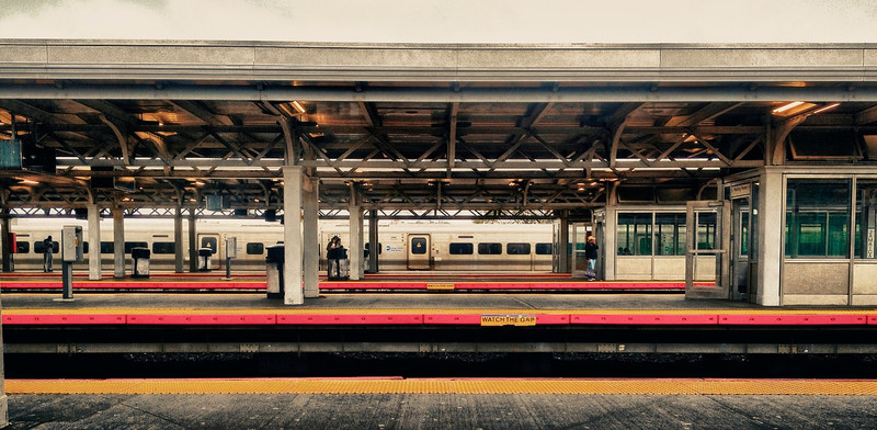 Long Island Rail Station