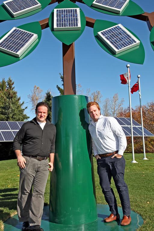 City of London Tourism Solar Project