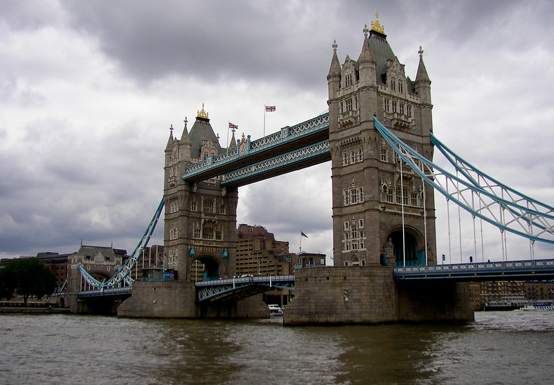 Tower Bridge....duh.
