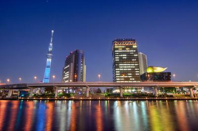 Tokyo Skytree & Sumida River