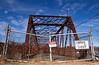 Bridge closed<br /> Hooksett, NH<br /> December 2009