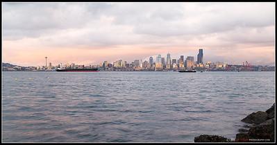 Seacrest Cityscape