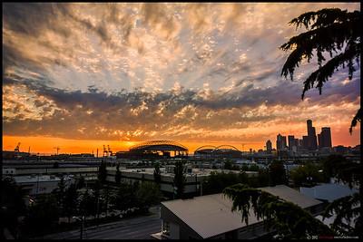 Sodo Sunset 2