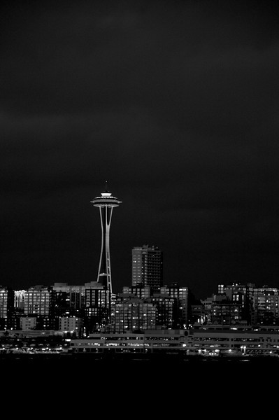 Cityscapes and Architecture (BW)