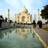 Taj Mahal<br /> Agra, India
