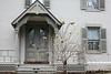Harriet Beecher Stowe Homestead entryway  copyrt 2015 m burgess