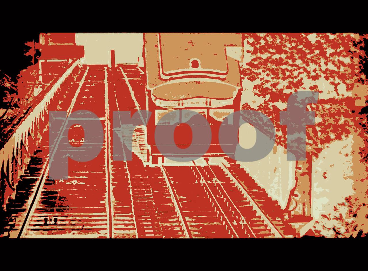 Tram Incline - Pittsburgh PA