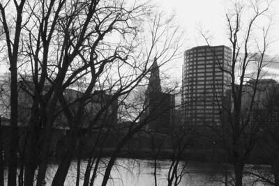 Hartford Cityscape I