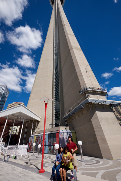 CN tower- 10mm