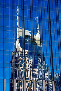 Nashville Reflection