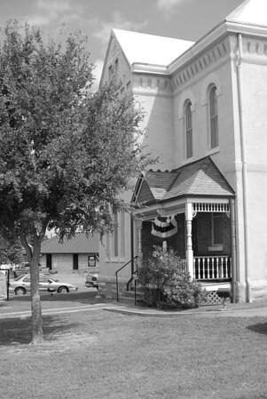 Clay County Jail Museum, Henrietta, TX - 16 September, 2006