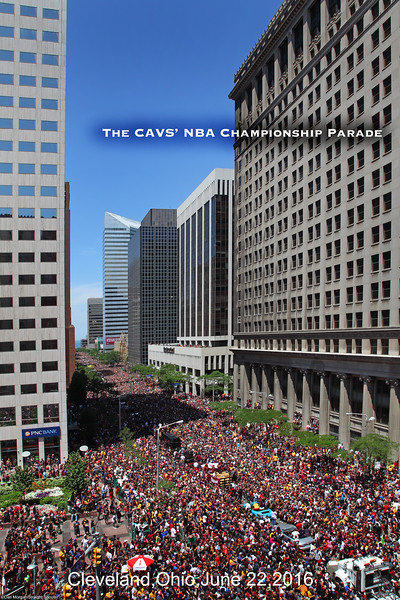 "The CAVS' NBA Championship Parade Limited Edition Print - Check out the details about this opportunity to own a piece of history... <a href=""http://bit.ly/cavsparade"">http://bit.ly/cavsparade</a>"