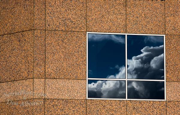 Clouds in Glass