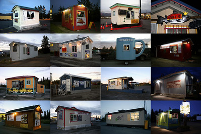 Coffee Stands of Anchorage