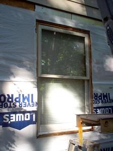 Stripped window