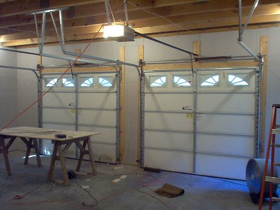 and more sheetrock