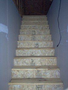 Stairs from the opposite side.