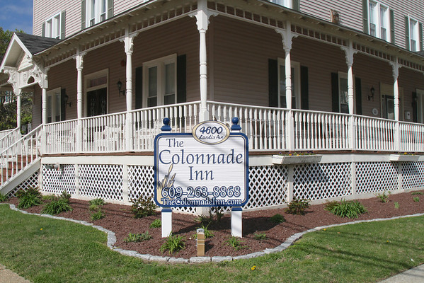 Colonnade Inn May 2014