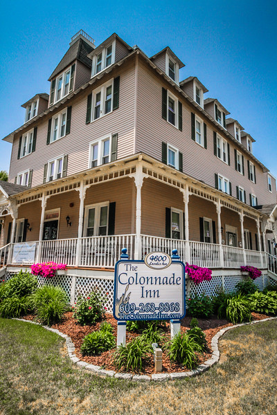 Colonnade Inn May 2015
