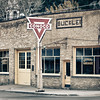 The Buckley Garage in Georgetown, Colorado.