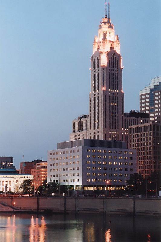 Leveque Tower, CMH