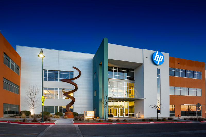 HP Building