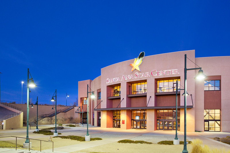 Santa Ana Star Center, Rio Rancho
