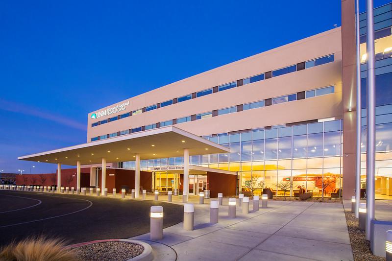 UNM Sandoval Regional Medical Center